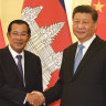 Cambodia, China's closest ally in south-east Asia, looks to 'reset ties' with US