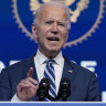 'People may die' if Trump continues to obstruct handover, says Biden