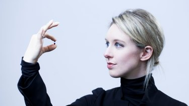 Entrepreneur Elizabeth Holmes raised $US900m before being indicted for fraud and conspiracy.