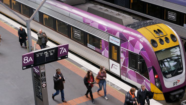 Regional lines will see few extra services in years to come if a leaked transport plan bears fruit.