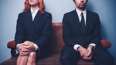 Female-led startups often struggle to secure funding.