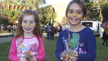Burramatta NAIDOC Day celebrates Aboriginal and Torres Strait Islander cultures.