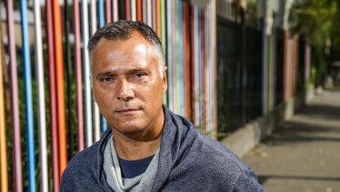 Indigenous journalist Stan Grant.