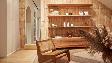 Pottery and cocktails will be part of the experience at Elka Collective's new store in Melbourne's Brighton.