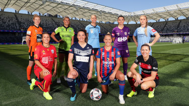 Ready for take-off: The talent pool for the next W-League season could look very different.