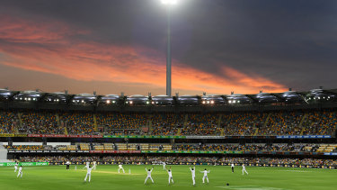"""The Gabba could fall into """"disrepair"""" without the money from a naming rights sponsor, Mr de Brenni said."""