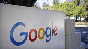 Many office workers at Google are already vaccinated.