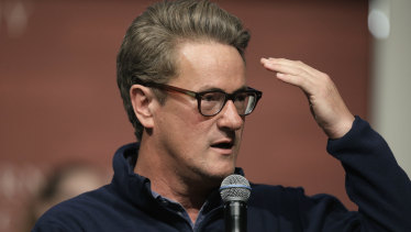 MSNBC television anchor and Trump critic Joe Scarborough has been the target of a Trump conspiracy theory involving the death of a woman who worked for him.