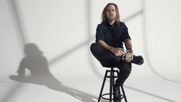 "Tim Minchin: ""You see, I didn't grow up thinking I was allowed to be an artist."""