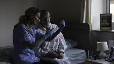 Infection control strategies in aged-care centres have varied widely.