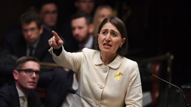 Premier Gladys Berejiklian has a poor record on the expansion of national parks.
