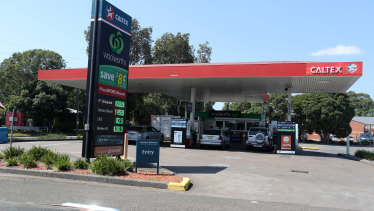 Fancy owning part of a Caltex petrol station? The company plans to float a listed property trust, which pushed Caltex shares 7 per cent higher on Monday.