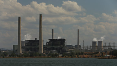 AGL owns and wants to shut down the coal-powered Liddell power station in NSW's Hunter Valley.