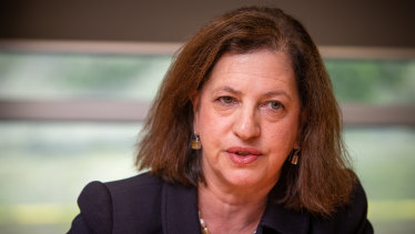 Australian Energy Market Operator chief executive Audrey Zibelman.
