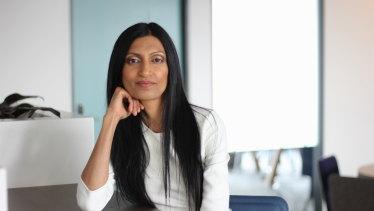 Sunfed entrepreneur Shama Sukul Lee is targeting the flexitarian market.