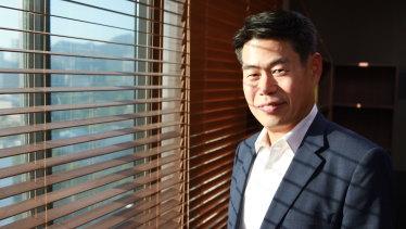 Jae-woong Kim, deputy director of green energy at the Seoul metropolitan government.