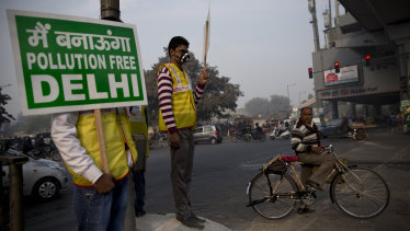 India is home to the world's top 10 polluted cities.