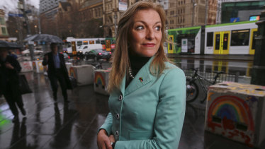 Reason Party MP Fiona Patten wants an inquiry into Crown's gaming licence.
