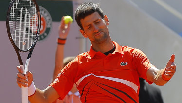 Novak Djokovic says he has no issue with Nick Kyrgios.