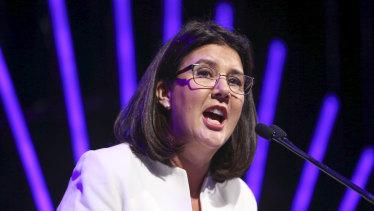 Senator Jane Hume says super funds need to diversify their membership base.