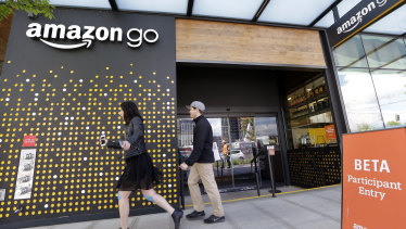 Amazon's Go store in the United States has just opened to the public.