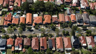 ABS figures show a record fall in new lending for housing in May.