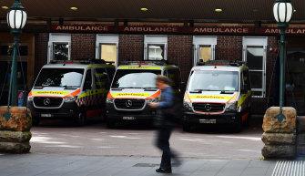 Royal Prince Alfred hospital provides healthcare to those in quarantine, via virtual health.