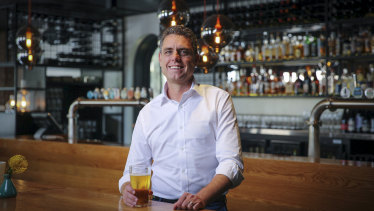 Paul Waterson, who runs one of the largest pub groups in Australia, said venues would maximise outdoor dance space.