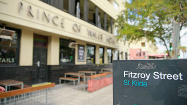 Venues such as The Espy and The Prince have been gentrified causing a shift away from St Kilda for live music.