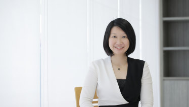 Rossa Chiu, associate dean for development at the Chinese University of Hong Kong.