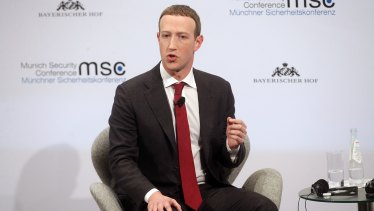 Mark Zuckerberg initially indicated to advertisers that Facebook would not change its ways.