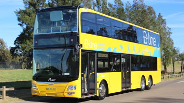 Councils hope the rapid bus links will be similar to the $514 million B-Line bus project to Sydney's northern beaches.