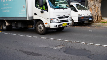 Road users rate Burwood, Waverley and Canterbury-Blacktown councils as having the worst roads in Sydney.