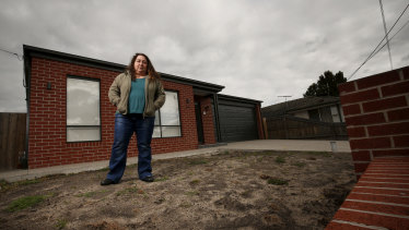Rosanna Parissi said Mr Croad did not complete landscaping work for her elderly father.