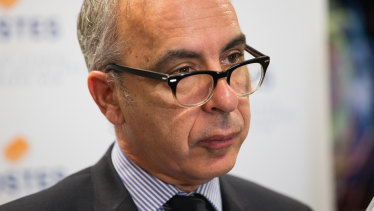 Tom Alegounarias is the former chair of the NSW Education Standards Authority.