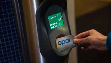 Opal fares will increase on Monday.
