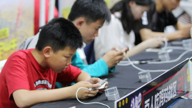 The regulations will affect 110 million video-gaming children who are potentially the lucrative next generation of online spenders.
