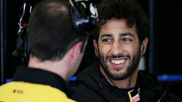 Australian Formula One driver Daniel Ricciardo has signed a multi-year deal with McLaren.