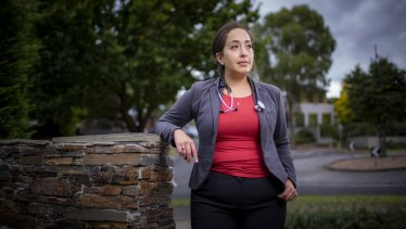 Junior doctor Dr Karla Villafana-Soto was told by a past employer that any future claims of overtime would not be paid.