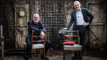 Paul Grabowsky and Paul Kelly's new album Please Leave Your Light On is out on July 31.