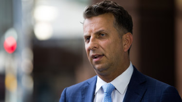 A spokeswoman for Transport Minister Andrew Constance rejected claims political interference.