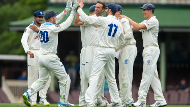 Sheffield Shield is the traditional proving ground for prospective Test batsmen.