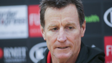 Any move by Essendon against Worsfold should be resisted by the club's board.