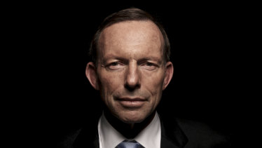 Tony Abbott says he is the party and public's best candidate for the Sydney seat of Warringah.