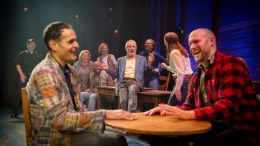 Performances of Come From Away have also been put on ice.