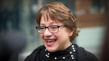 Former Liberal frontbencher Sophie Mirabella.