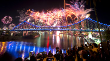 Sunsuper Riverfire celebrates its 10th anniversary on Saturday.