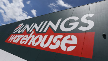 The Large Format Retail Association, which represents retailers such as Bunnings, is also pushing for a retail reopening.