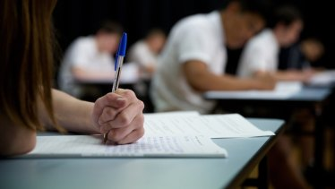 Schools prepare for an HSC like no other.