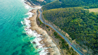 Victoria's Great Ocean Road.